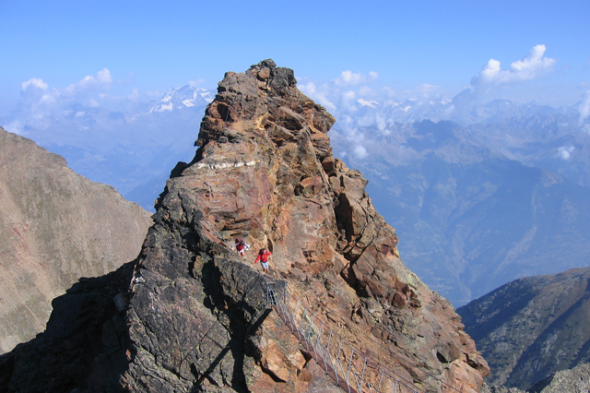 Excursions, trekking et via ferrata